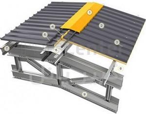 استفاده از ساندویچ پانل سقفی