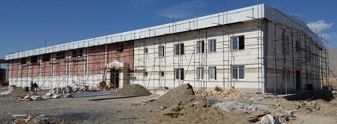 پروژه تاپیک ساختمان - ساندویچ پانل